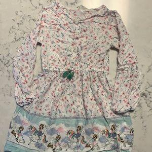 Girls H&M dress Size 6-7